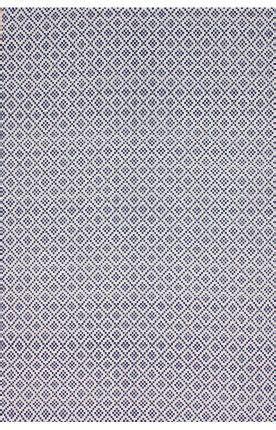 home design and decor rugs usa chalet diamonds cotton trellis flatwoven navy rug