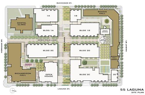 house plans website 55 laguna siteplan openhouse