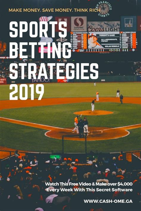Sports Betting For Dummies - 4 betting tips