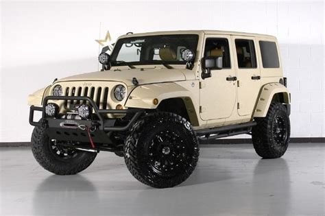 Dallas 39 Starwood Custom 39 S 2012 Jeep Wrangler Unlimited