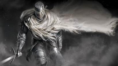 Fantasy Knight Dark Angel Souls Statue Armor