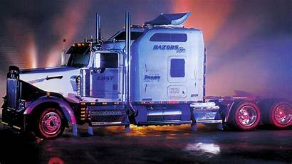 Truck Wallpapers Resolution Kenworth Desktop Trucks Background