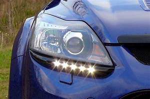 Daytime Running Lights Focus Rs Mk2