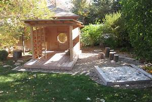 Aplaceimagined Kid Backyard Play Space Japanese Style Gazebo Designs For The Home Garden