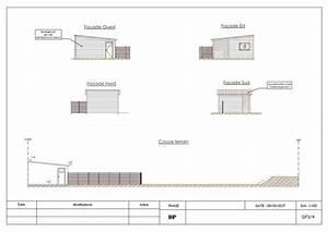 Exemple Déclaration Préalable Abri De Jardin : galerie a2 plans permis construire d claration travaux ~ Louise-bijoux.com Idées de Décoration