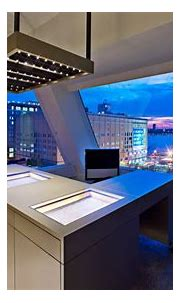 Remodelled Rooftop Apartment In New York | iDesignArch ...