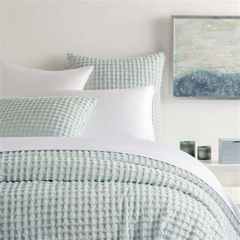 Blue Coverlets For Beds by Gridwick Robin S Egg Blue Coverlet Pine Cone Hill