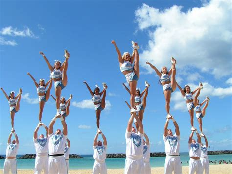8 Things To Tell Anyone Who Thinks Cheerleading Isnt A