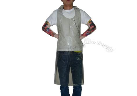 Professional Packing Transparent Grey Disposable Tattoo