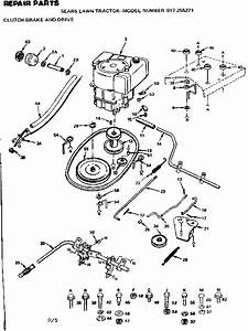 Craftsman Lt4000 Parts Diagram