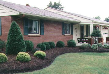 ranch home landscaping pictures landscaping for a ranch style home home design and style