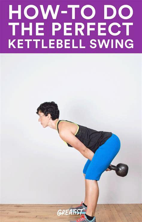 kettlebell swing how to do the kettlebell swing strength