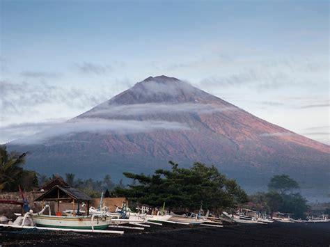 volcanoes  bali
