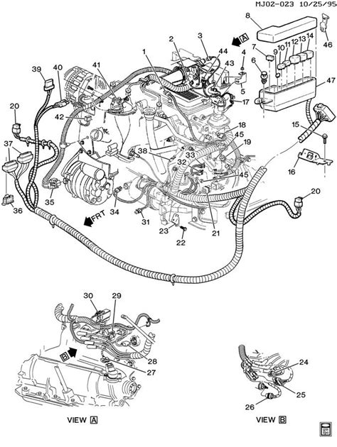 98 Chevy Lumina Engine Diagram by 2000 Chevy Malibu Engine Diagram Downloaddescargar