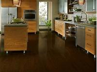 nice kitchen wood tile Three Wood Flooring Options for Comfortable Home - MidCityEast