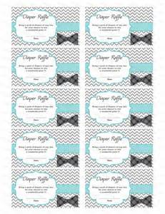 Mustache Baby Shower Centerpieces by Bow Tie Baby Shower Diaper Raffle Ticket Diaper Wipe Raffle