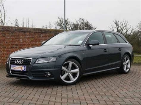 2009 Audi A4 by 2009 Audi A4 Avant S Line 2 0tdi 143 For Sale In Hshire