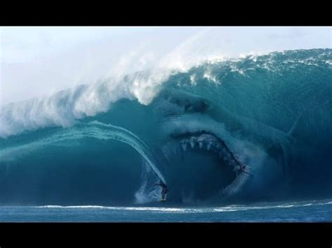 real megalodon captured  camera  proof