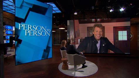 Person Jon Bon Jovi Cbs News