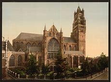 FileThe Cathedral of St Sauveur, Bruges, Belgium