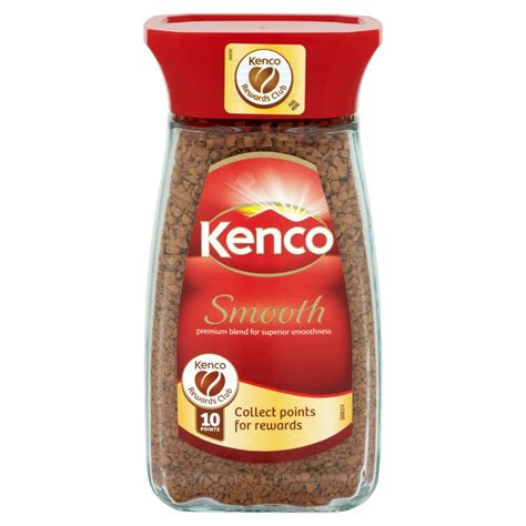 Kenco Smooth Instant Coffee Jar 100g | Coffee | Hot Drinks | Drinks | Iceland