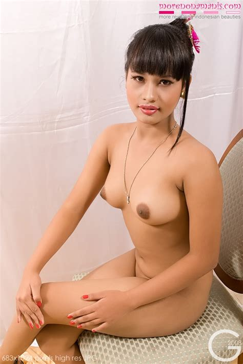 Indonesian Nude Model