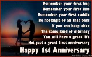 1st year wedding anniversary 1st anniversary poems for couples happy wedding anniversary poems wishesmessages