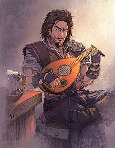 58 best images about Fantasy bard & musician on Pinterest ...