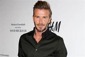 David Beckham Debuts New H&M Modern Essential Collection