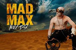 DIY Nux Costume from Mad Max: Fury Road - Halloween