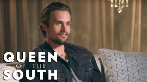 Queen of the South | Season 2 Interview: Jon-Michael Ecker ...