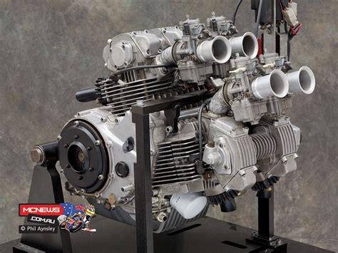 Fabio Taglioni Designed Ducati Bi-pantah 994cc Sohc V-4 In