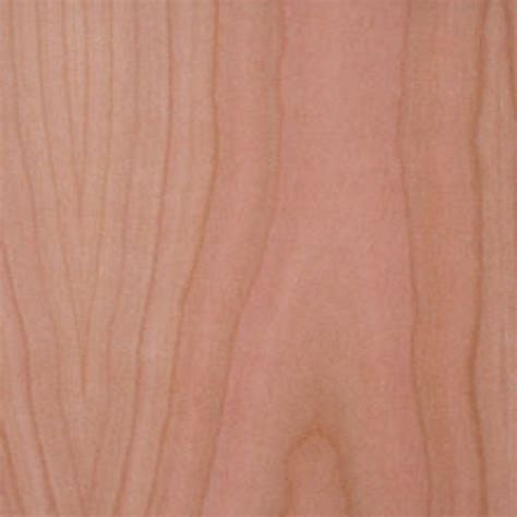 wood laminate sheets home depot edgemate 24 in x 96 in cherry wood veneer with 2 ply wood backer 8101077 the home depot