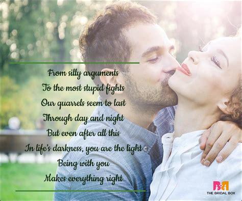 Romantic Love Poems Him