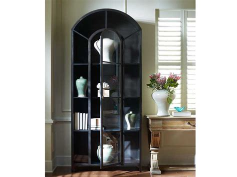 metal china cabinet four belmont 40 x 17 black metal china cabinet