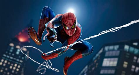 ps spider man remastered gameplay  trailer released