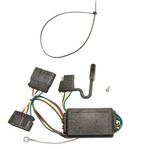 1985 Gmc S10 Wiring Harnes by 2004 2012 Chevy Colorado Gmc Trailer Hitch Wiring