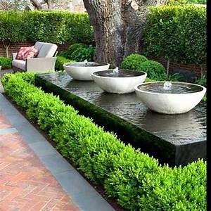 25 best ideas about water features on pinterest garden for Fontaine exterieure de jardin moderne 2 four useful outdoor fountain design ideas for great