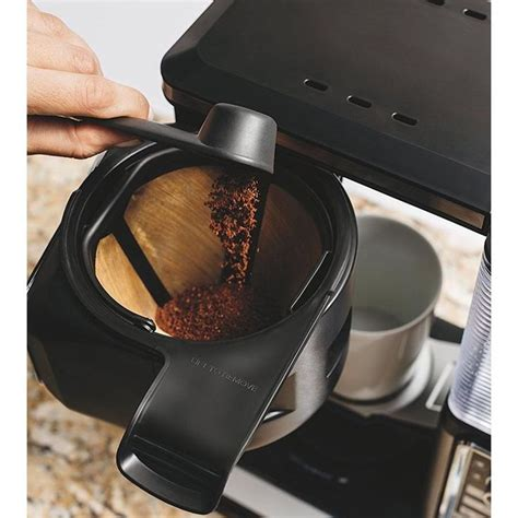 The clean button will illuminate when your ninja coffee bar™ senses there is a calcium build up on your machine, which could be affecting the flavor of your coffee. Ninja Single Serve Coffee Bar Machine Pod Free Auto IQ Coffee Maker with Frother#Coffee#Bar# ...