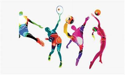 Sports Way Clipart Sport Tournament Athlete Various