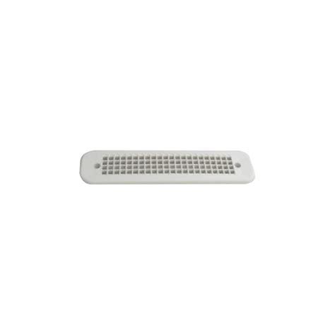 grille aeration cuisine grille aération blanc
