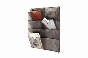 Porte Document Mural : porte document mural retro deco un rangement legant pib ~ Teatrodelosmanantiales.com Idées de Décoration