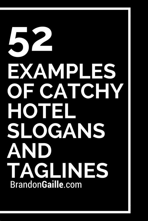 English phrases and idioms with catch posted by sasha on dec 6, 2017 in culture, english language, english vocabulary. 125 Examples of Catchy Hotel Slogans and Taglines | Marketing slogans, Tagline examples, Ice ...