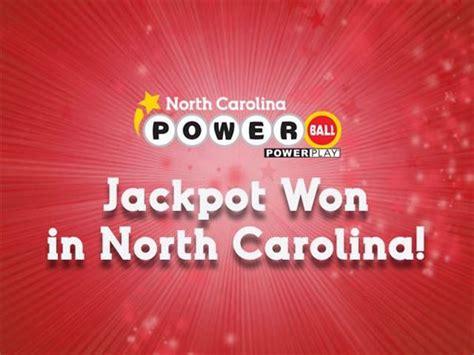 million powerball jackpot won  north carolina