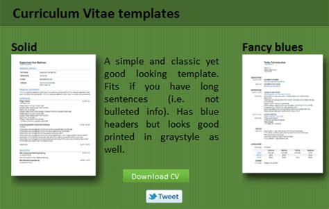Create Curriculum Vitae by Create Curriculum Vitae Free Pdf Cv Templates