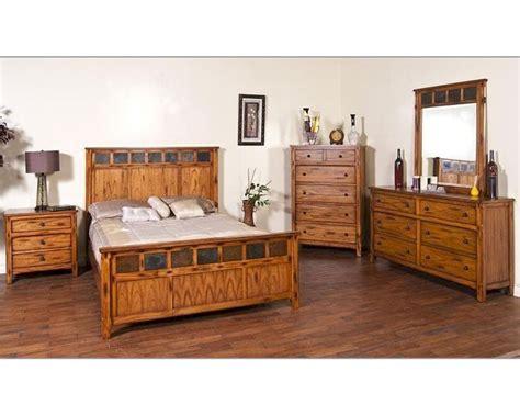 Platform Bed Sale by Sunny Designs Sedona Petite Bedroom Set Su 2333ro Set