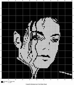 Gallery.ru / Фото #4 - Майкл Джексон (схемы) - Olgakam ...