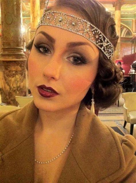 makeup for hair 20s makeup 1920s makeup 20s makeup