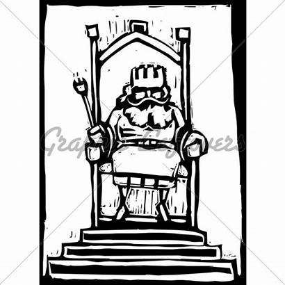 Throne King Drawing Clipartpanda Terms Clipartmag