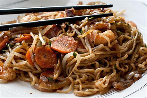 dans la cuisine de voodoo cuisine japonaise recettes de poissons poulet nouilles